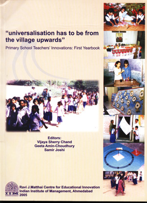 centre for education & documentation : learnings about improving education
